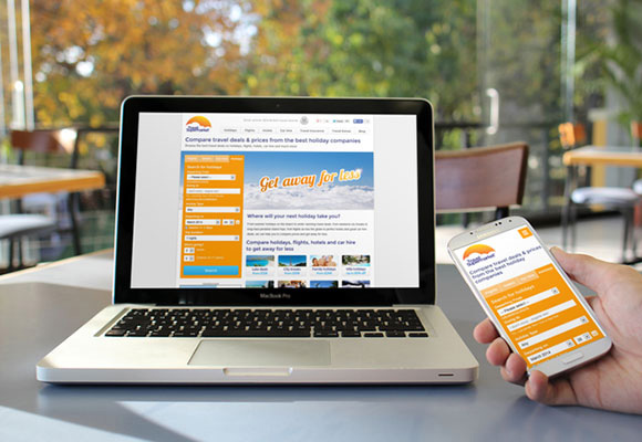 Travelsupermarket.com screenshot 1