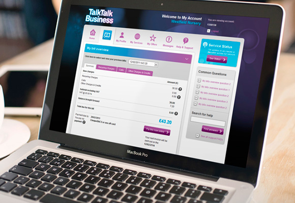 TalkTalk Business screenshot 2